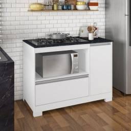 Título do anúncio: Balcão para cooktop 5 bocas e forno -NOVO-