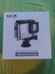 Título do anúncio: Caixa estanque SJCam SJ8 Series Action Camera Waterproof Case