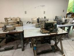Título do anúncio: Maquina de costura (repasse)