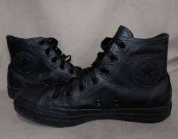 Título do anúncio: Tênis All Star Converse preto cano médio