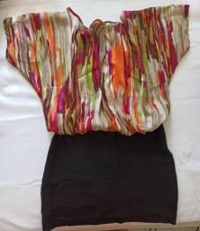 Vestido P (Chifon)