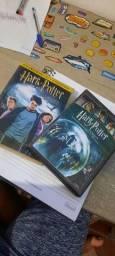 DVD's Harry Potter originais