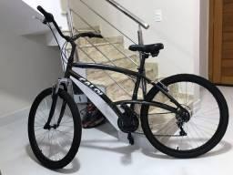 Título do anúncio: Bicicleta Caloi confort  400 aro 26