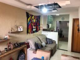 Título do anúncio: Excelente casa geminada com 70 m², possui 2 quartos com boas medidas, 2 banheiros e 1 vaga