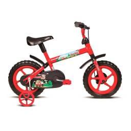 Bicicleta aro 12 (Menina e Menino) ? *Promoção de R$ 249,99 por R$ 199,99 *Frete Grátis