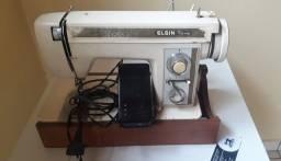 Título do anúncio: Máquina de costura Elgin Super Ziguezague