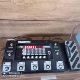 Pedaleira Digitech RP500 novíssima com manual.