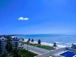 Título do anúncio: Pacotes:flat beira mar na melhor praia da Paraíba,pé na areia em Intermares!!! Frente Mar.
