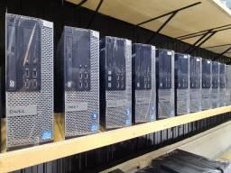 PC Dell Optiplex 7010 Mini i5 3470 3.2Ghz 8GB Ram 240SSD! Loja Fisica Curitiba!