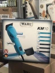Título do anúncio: maquina de tosa profissional KM10 wahl
