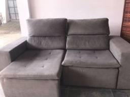 Título do anúncio: Sofa bem conservado