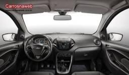 Título do anúncio: Vendo ford Ka sedan 17/18 kit gás