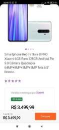 Título do anúncio: Xiaiomi Redmi Note 8 Pro(128GB- 6RAM)