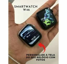 Título do anúncio: W46 SMARTWATCH COM ENTREGA GRÁTIS