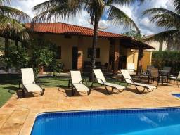Título do anúncio: Casa com 3 dormitórios à venda, 208 m² por R$ 480.000,00 - Santa Bárbara Resort Residence