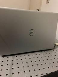 Notebook Dell - Inspiron  I5 + SSD M.2 256GB - Teclado com Led - Negociável