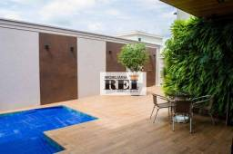 Título do anúncio: Casa com 4 dormitórios à venda, 320 m² por R$ 4.500.000,00 - Green Life - Rio Verde/GO