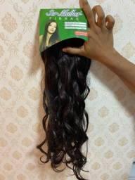 Tic Tac cabelo orgânico Premium Quality várias cores: Loiro, castanho, Mechas, chocolate
