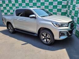 Título do anúncio: Toyota HILUX 2.8 SRX 4x4 2.8 TDI 16V DIESEL AUT