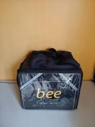 Delivery bag mochila entregador para moto ou bike
