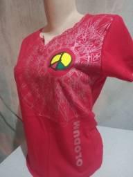 Facção de camisas