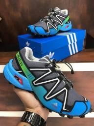 Título do anúncio: Tênis Adidas Speed Cross (L.A) - 190,00