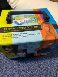 Personal trainer in box