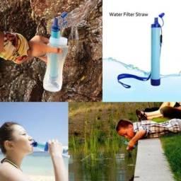 Purificador de água portátil