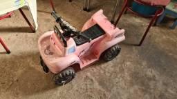 Jipinho eletrico infantil 6v Relampago McQueen