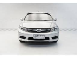 Título do anúncio: Honda Civic 1.8 LXS 16V FLEX 4P AUTOMATICO
