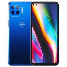 Título do anúncio: Motorola Moto G 5G Plus 8/128gb Snapdragon 765 Novo Lacrado Troco