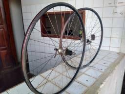 Título do anúncio: Vendo rodas de Caloi speed
