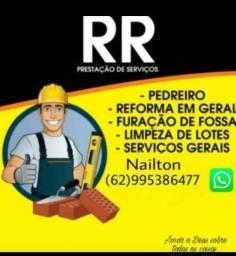 Título do anúncio: Ofereço meus serviços de pedreiro