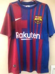 Camisa do Barcelona - 1° Linha