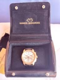 Título do anúncio: Relógio de pulso Manoel Bernardes