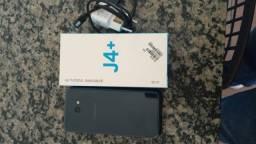 Vendase celular samsung j4 + 32gb cel top estado de novo