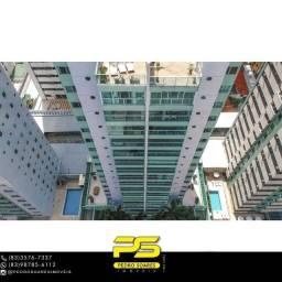 Título do anúncio: Apartamento com 4 dormitórios à venda, 206 m² por R$ 1.200.000,00 - Tambaú - João Pessoa/P