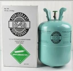 Título do anúncio: Gás para ar condicionado automotivo r134 nrcrespo