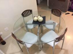 Mesa de jantar - Redonda