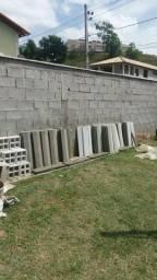 Pingadeiras ou Capa de muro