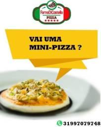 Título do anúncio: Mini-pizzas e Empadas