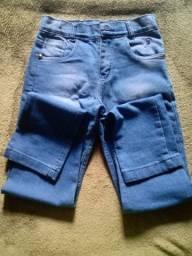 Título do anúncio: Calças jeans novas