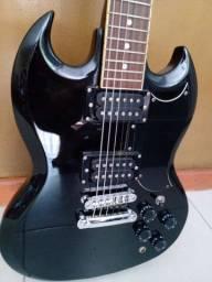Guitarra Shelter Detroid