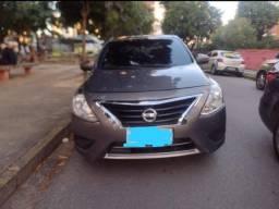 Título do anúncio: Vendo Nissan Versa 1.6 SL Flex Fuel