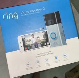 Título do anúncio: Campainha RING, sem fio, smart, residencial