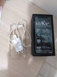 LG K12 plus perfeito estado