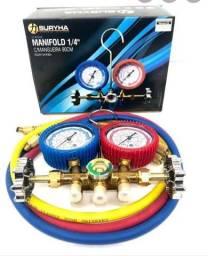 Manifold R22 r134 r 404 surhya