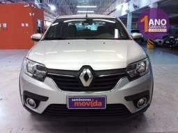 Título do anúncio: Renault Logan Iconic 1.6 16V SCe (Flex) CVT