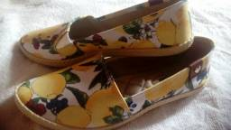 Vendo sapatilha da moleca