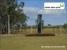 Terras Alpha Goiás 3   Lote em Condomínio   Área: 360 m²